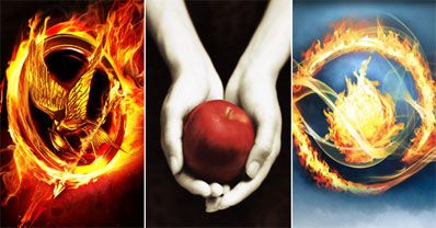 I got the Twilught saga! Which young adult book series are you?