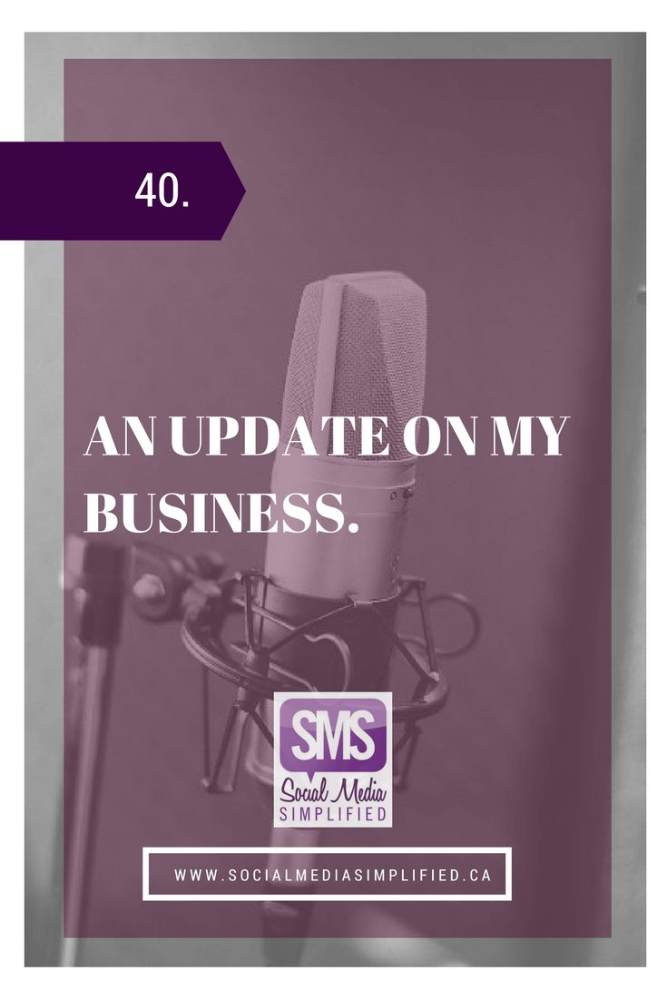 There have been a lot of changes in my business over the last while and as a marketing expert I have been woefully unclear about what I do and who I do it for, so I took some time to record a short podcast that talks about where I came from in my business, how I came to make some changes, as well as my current business focus. So many exciting changes! | Lara Wellman | Social Media Simplified | Podcast