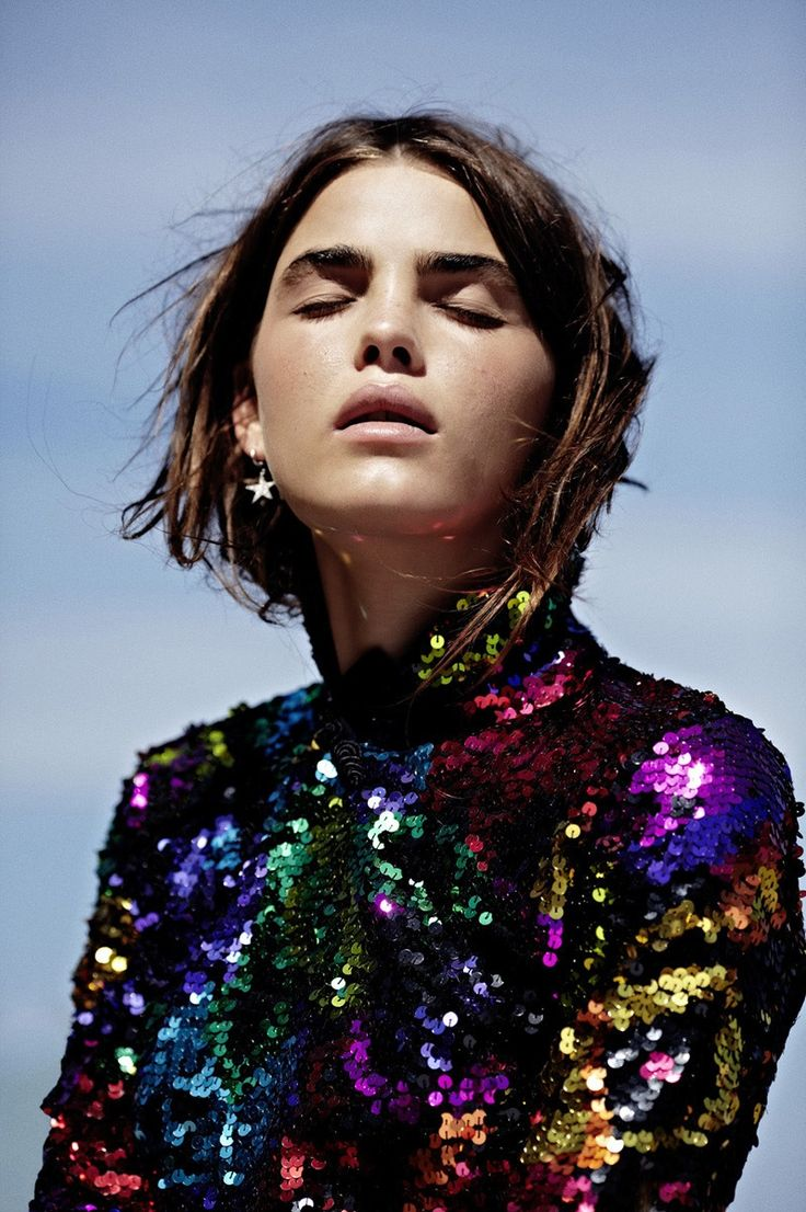 Bambi Northwood-Blyth by Bec Parsons for Oyster #92 April/May 2011.