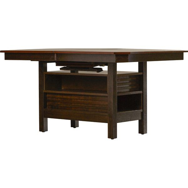 Best 25 extendable dining table ideas on pinterest expandable table space saving dining - Extendable tables for small spaces paint ...