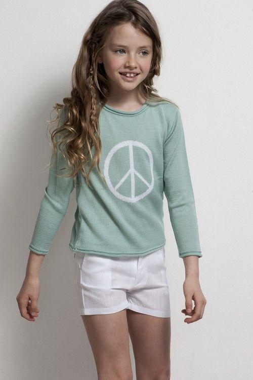 Sainte Claire, moda para soñar http://www.minimoda.es