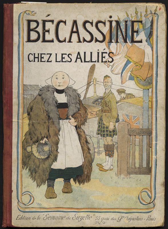 bécassine