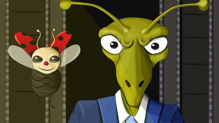 Mr.Boss and Ladybug
