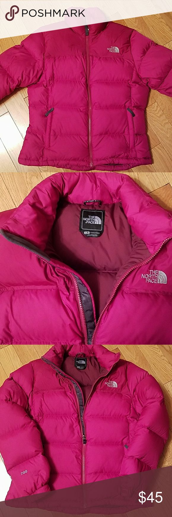The North Face 700 Ladies Jacket L Gently Used The North Face Ladies Jacket L The North Face Jackets & Coats Puffers