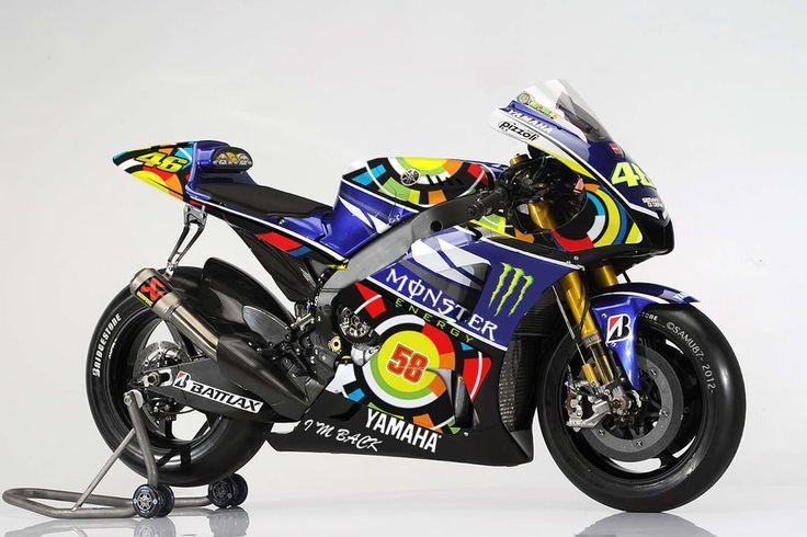 Valentino Rossi Yamaha 2013 by SAMUXX.deviantart.com on @DeviantArt