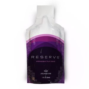 With a botanical blend of antioxidants that super-charge your internal systems, RESERVE™ is a naturally sweet supplement bursting with exotic fruit juices. It contains a host of powerful ingredients that repair free radical damage and protect cells against future harm. Your cells stay healthier, live longer, and leave you looking and feeling great.