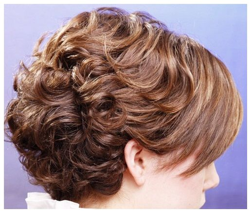 haircuts for mixed hair haircuts for 50 back view images 2406