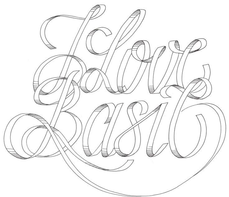 #Letterhand Basil- beeld met recept voor #moestuinmaaltjes