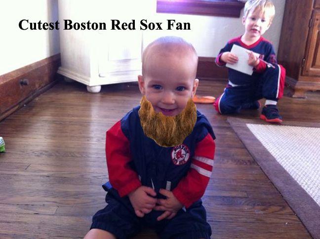 The true Boston Red Sox Fan