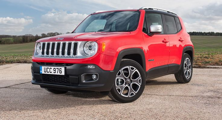 Jeep UK Sales Up By An Amazing 196% Compared To 2014
