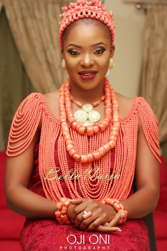 Aloaye & Tunde Yoruba Wedding in Lagos, Nigeria - BellaNaija 2015004