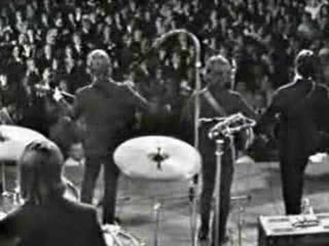 Beatles - Nowhere man - Live in Munich 1966
