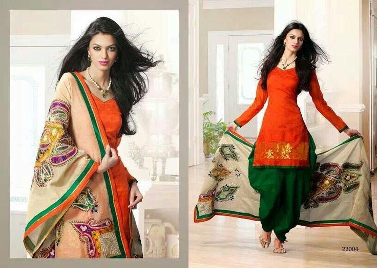 saree /sari /kurta /kurtis /punjabi / indian ladies fashion styles. wedding / engagement wears ideas