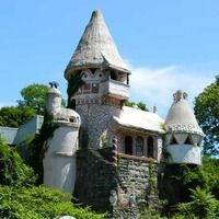 Abandoned Theme Park- Hamburg, NJ- Gingerbread Castle