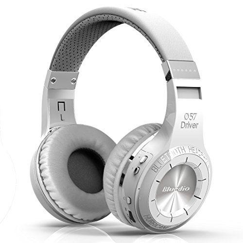 Bluedio HT (Shooting Brake) sans fil bluetooth 4.1 stéréo casque (Blanc): Now stocking the fabulous Bluedio range of earphones and…