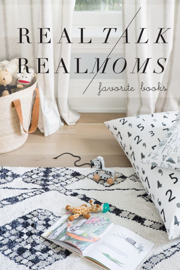 Real Talk, Real Moms: Favorite Books - Apartment34