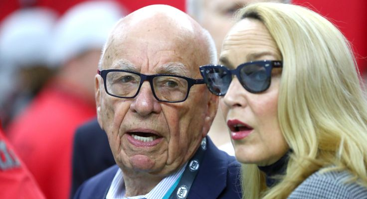 Time to Put Rupert Murdoch on Notice - POLITICO Magazine
