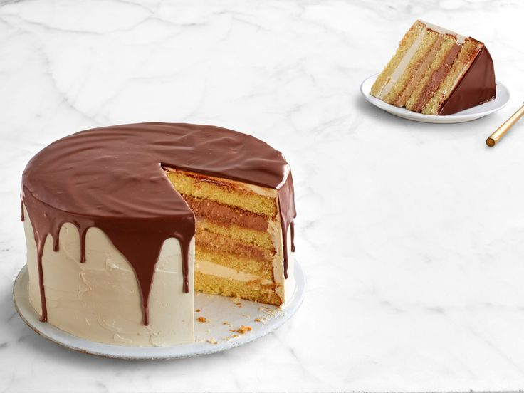 Tiramisu Layer Cake recipe from Food Network Kitchen via Food Network