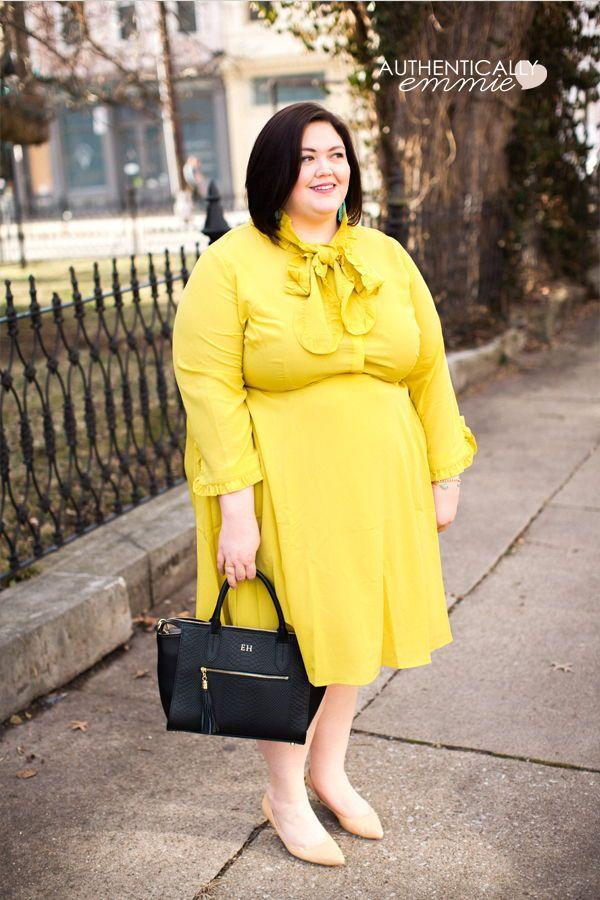 Mellow Yellow + GiGi New York Review   Plus size   Plus size ...