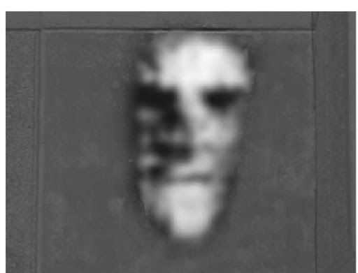 The University of Texas Medical Branch Face, Galveston, Texas (Haunted Place)