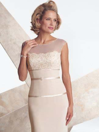 Elegant dress for engagement party for mother of bride mother of the bride