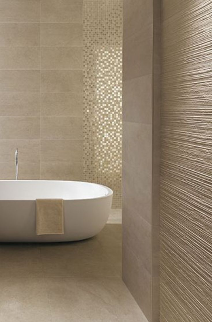 Pin modern tile floor texture simple textured bathroom on pinterest - Minimalist Bathroom Design With Textured Walls From Fcp Ceramics Great Matching Of Colour Texture The Bathroom Uses A Range Of Texture Walls