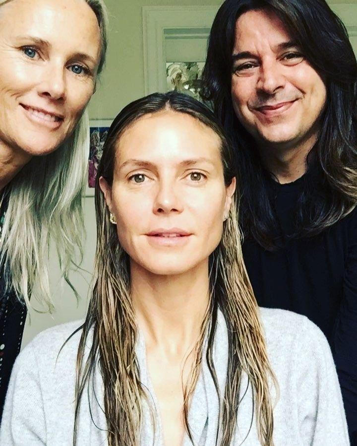 Heidi Klum schwört auf DIESES Beauty-Produkt und es kostet unter 10 Euro