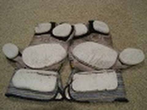 How To Make Slide Gloves for Longboarding! - English