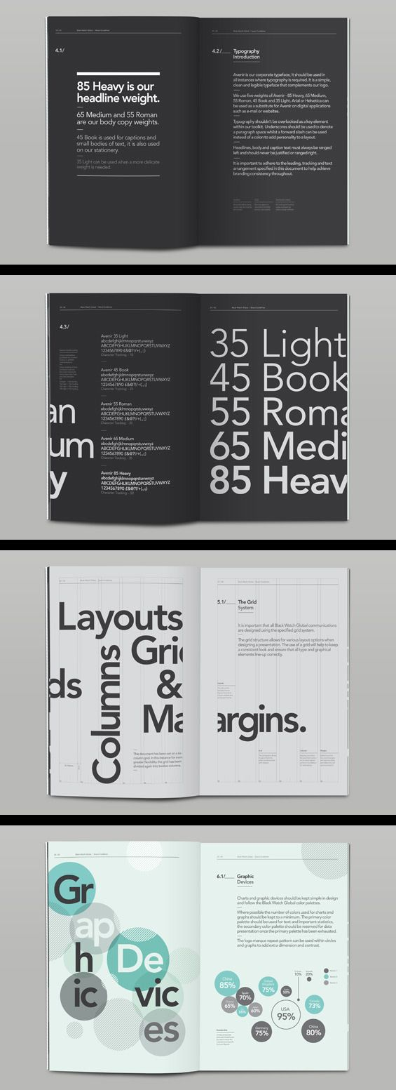 Mash Creative - Black Watch Global Identity Guidelines.