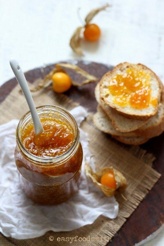 RASBHARI KA JAM (CAPE GOOSEBERRY JAM) #cape #gooseberry #jam #recipe