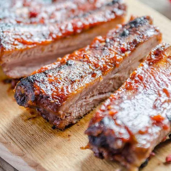 Think you need a sauce to add flavor to BBQ ribs wings or chops? Think again! Try our tasty dry rub  no sauce necessary! http://ift.tt/2qSPC2T