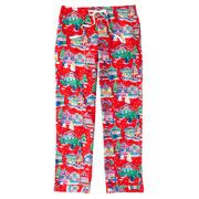 Christmas Flannel Long PJ Bottoms