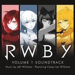 RWBY+Volume+1+Soundtrack