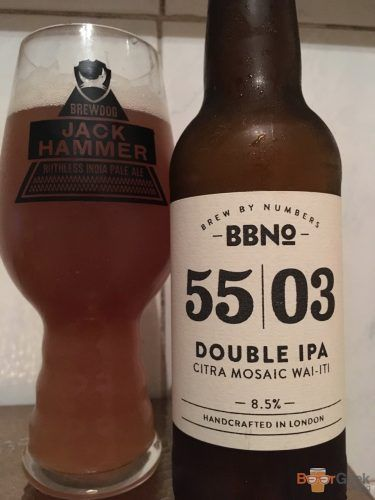 Brew By Numbers – 55|03 Double IPA