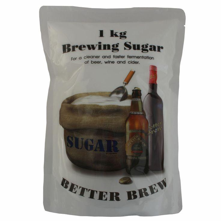 Better Brewing zahar pt fermentare  Acest zahar (dextroza) este recomandat pentru a se folosi in locul zaharului. Acesta da un gust mai puternic, mai pronuntat.  Packet de 1 kg .