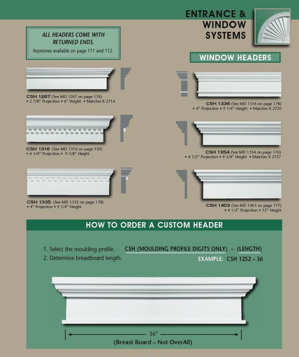 17 best images about curb appeal home on pinterest for Fypon crown molding trim