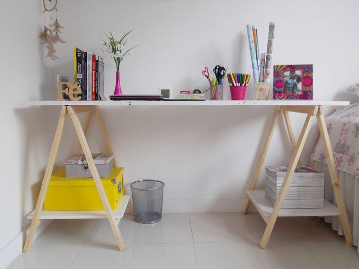 Mesa de cavalete