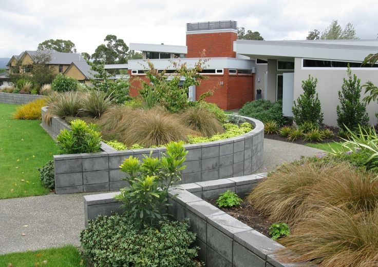 57 best retaining walls images on pinterest decks for Landscape architecture new zealand