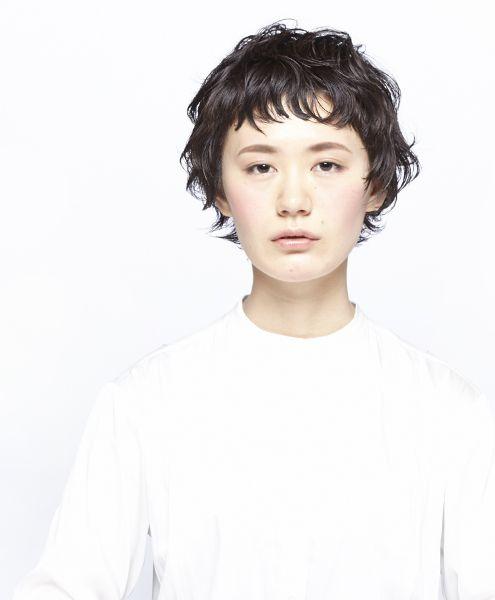 髪型/ヘアスタイル/ショート/hairstyle