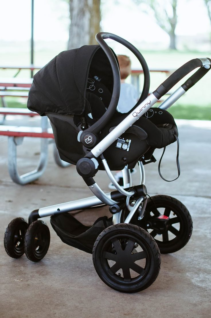 My stroller: The Quinny Buzz Xtra. I loved this all-terrain, versatile stroller with Riley and I can't wait to use our new quinny with the new baby :)