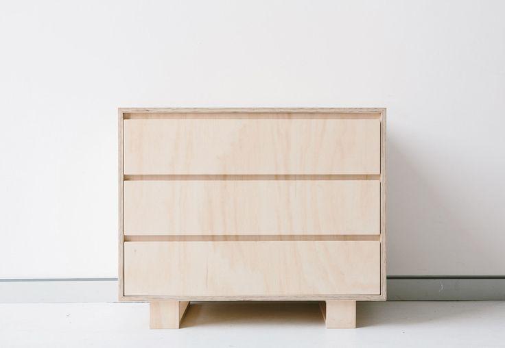 Box Drawers #mrandmrswhite #americanoak #oak #ply #box #drawers #softclose #furniture #design #handmade #timber #australian