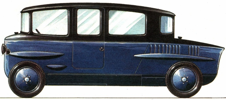 1921 Rumpler Vehicles, Cars, Saloon