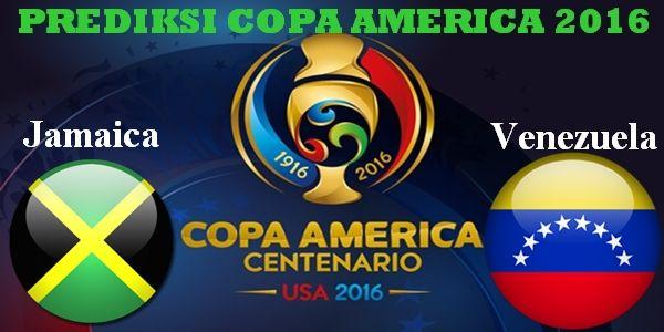 Copa America 2016 Group C Preview & Prediction Jamaica vs Venezuela Lineup