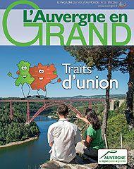 L'Auvergne en Grand n°25 - Été 2015