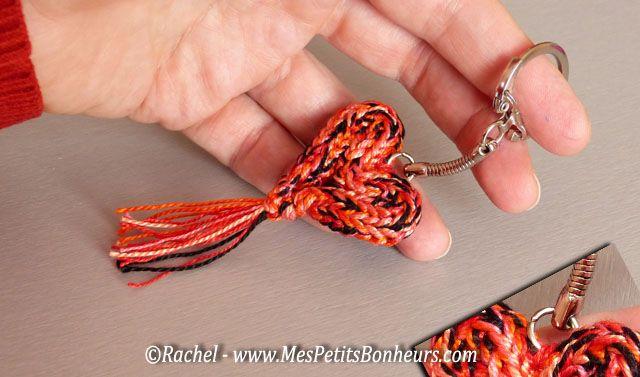 29 best images about tricotin anna on pinterest wool - Fabriquer porte bracelet ...