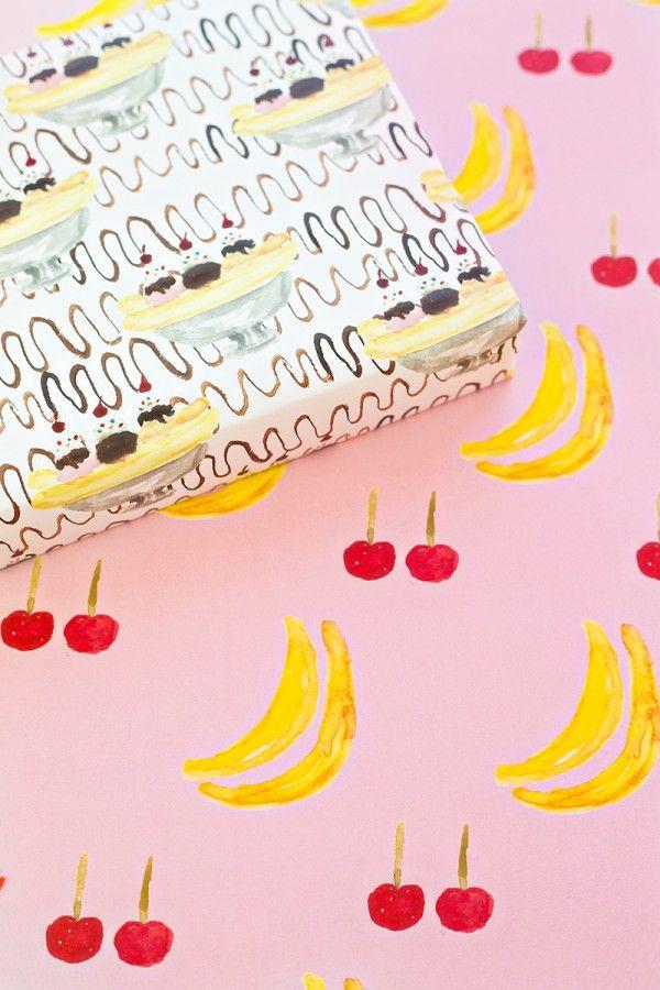 Pfs- Banana Paper