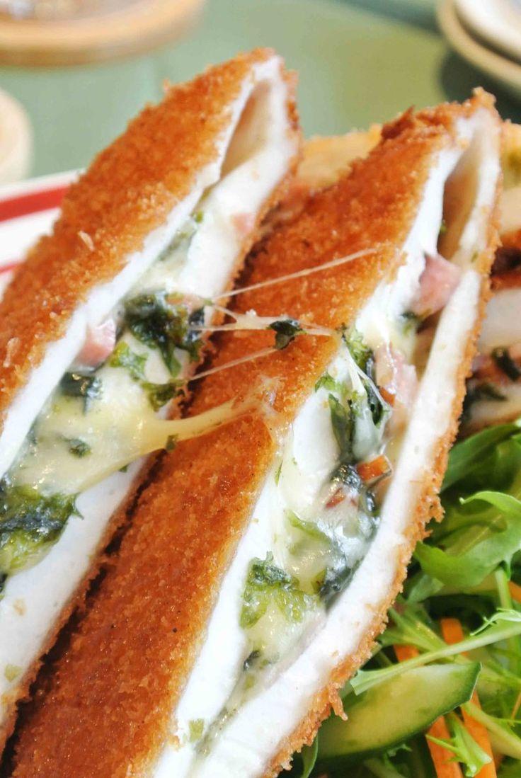 ベーコンチーズはんぺんフライ | 高橋善郎オフィシャルブログ「おいしいごはんをいただきます!」Powered by Ameba
