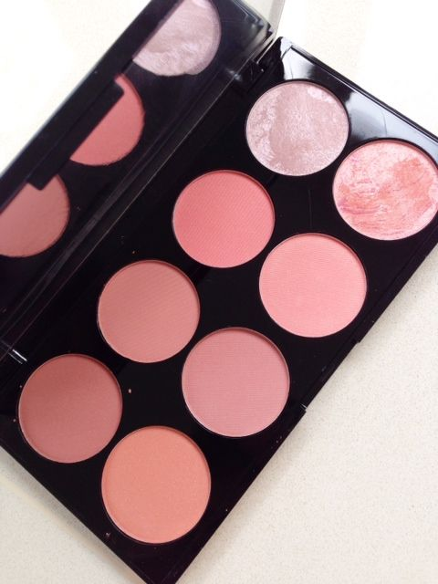 Makeup Revolution ULTRA Blush & Contour Palettes. Amazingly beautiful shades, high quality, very affordable. Perfection!