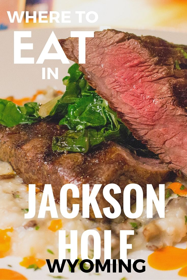 Jackson Hole's food scene gathers inspiration from Wyoming's natural abundance, pioneering origins and cowboy flair. Weather you're coming here for a skiing vacation or exploring Grand Teton and Yellowstone National Parks, you can find a feed that will satisfy.