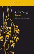 Amok. Stephan Zweig
